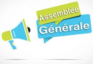 Assemblée Générale Samedi 30 mars 2019